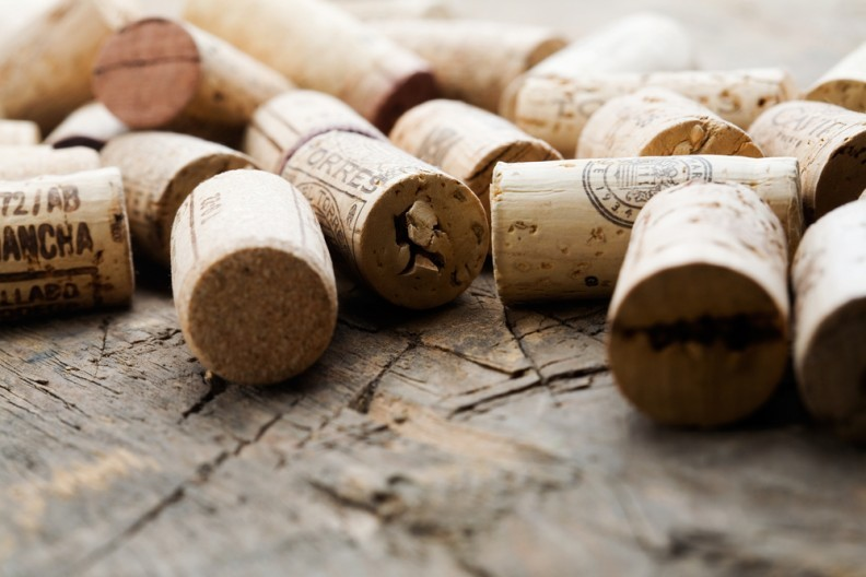 winery bottle corks