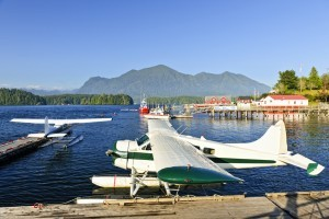 Float Planes, Tofino