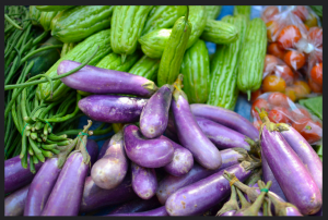 #GuideStories Christopher Stott - Colorful Vegetables In Malaysia