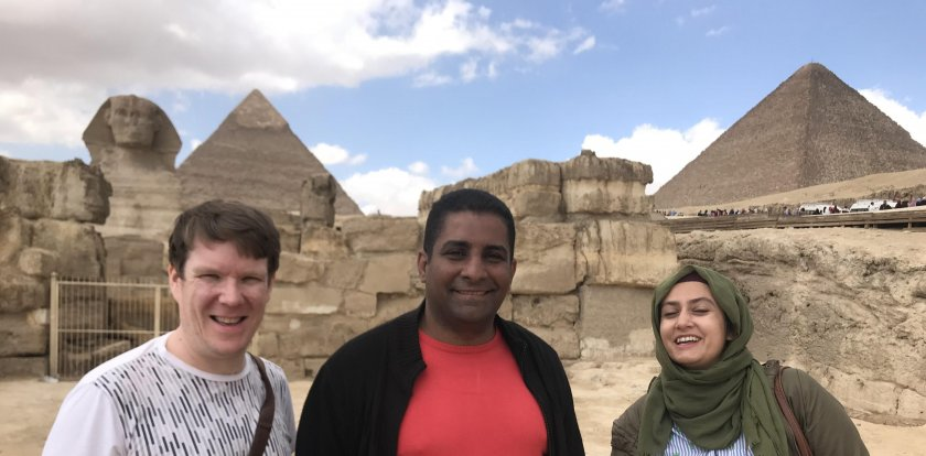 Architectural Tour in Cairo