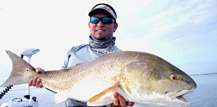 Fishing in Cape Canaveral with Eric Myers