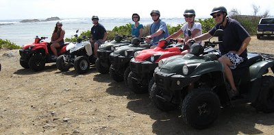 ATV Tour in St Maarten-Saint Martin