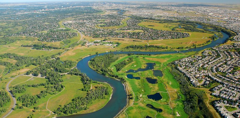Helicopter Tour in Calgary