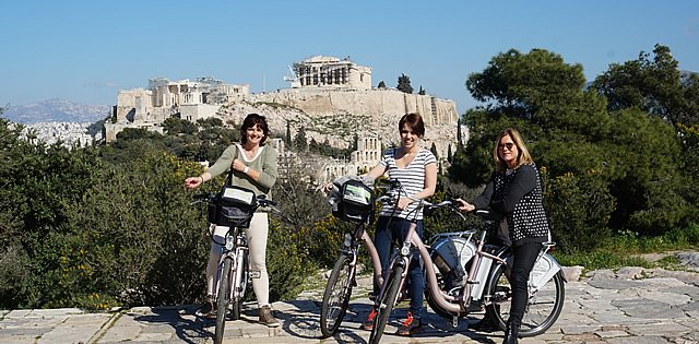 Bike Tour in Athens