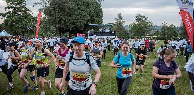 Running Tour in Kampala