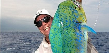 Fishing in Kailua-Kona with Capt. Jeff Rogers