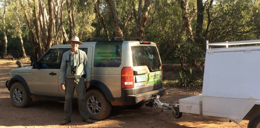 Wildlife Tour in Palmerston with Mike Jarvis
