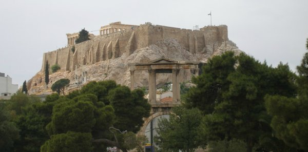 Walking Tour in Athens
