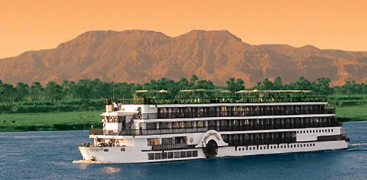 Sunset Cruise in Luxor