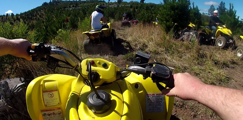 ATV Tour in Taupo