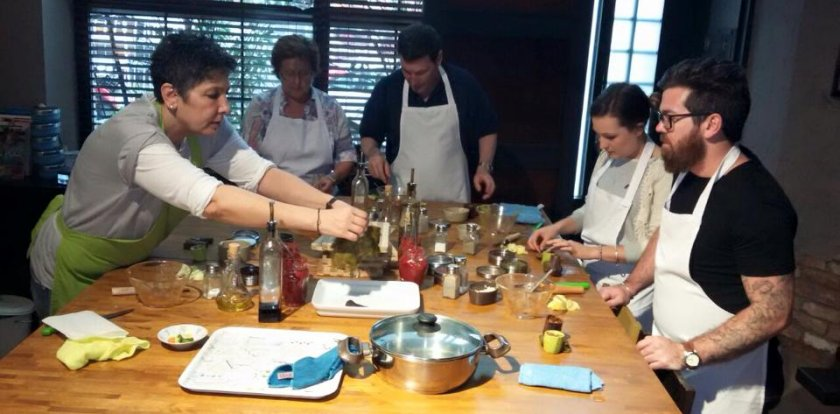Cooking Tour in Istanbul