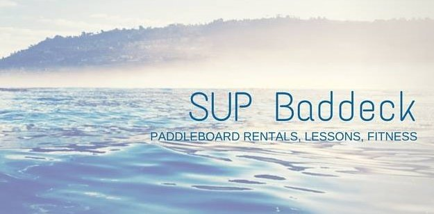 Stand Up Paddleboarding in Cape Breton