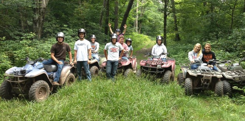 ATV Tour in Roxbury