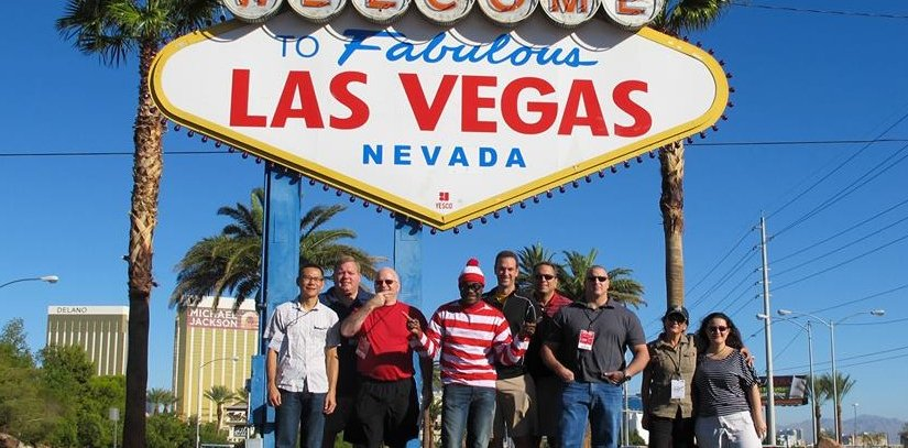 Walking Tour in Las Vegas