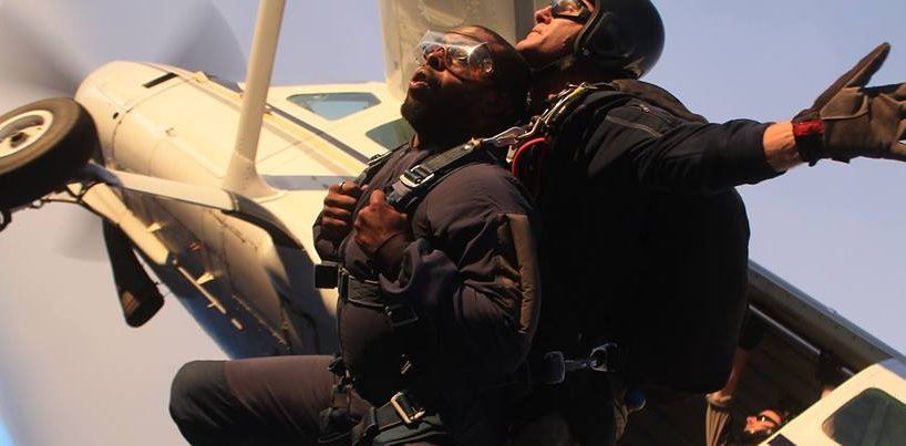 Skydiving in Colorado Springs