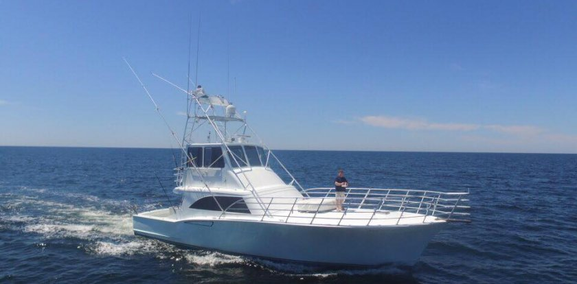 Deep Sea Fishing in Orange Beach