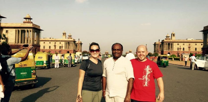 Heritage-History Tour in Agra with Raj Banewal