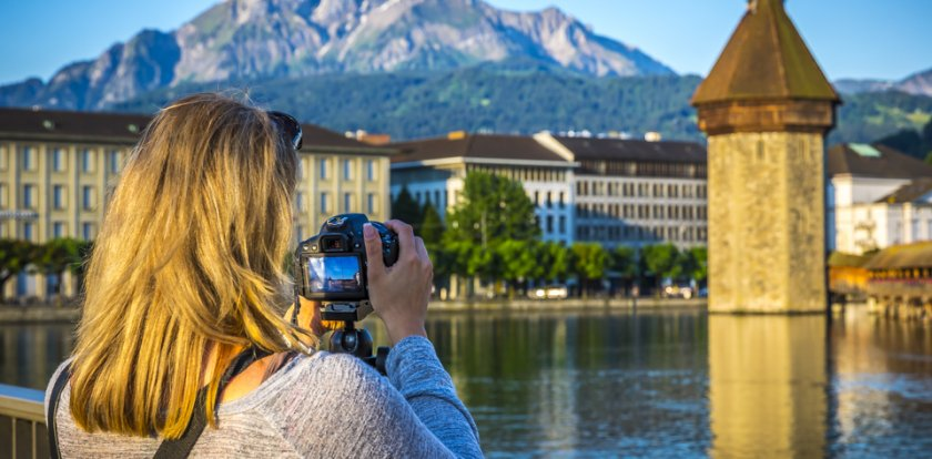 Photo Tour in Lucerne
