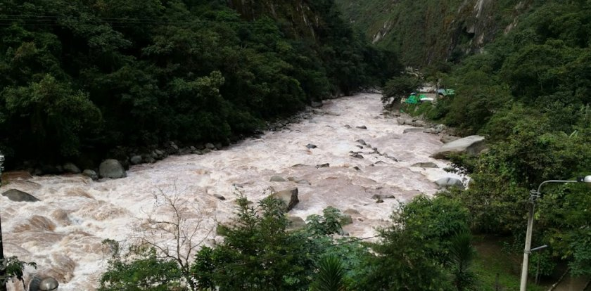 Rafting in Cusco Region