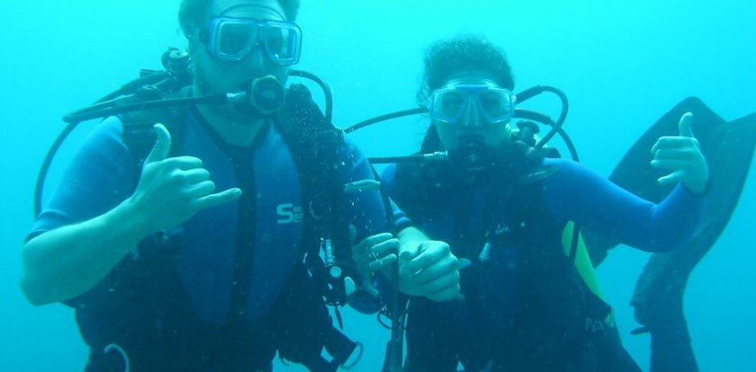 Scuba Diving in Lihue