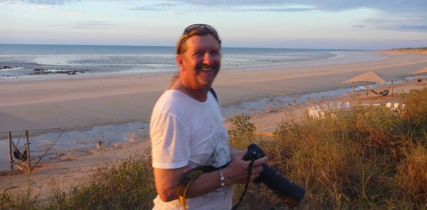 Photo Tour in Broome with Nigel Gaunt