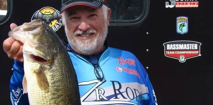Fishing in Springfield with Rick LaPoint