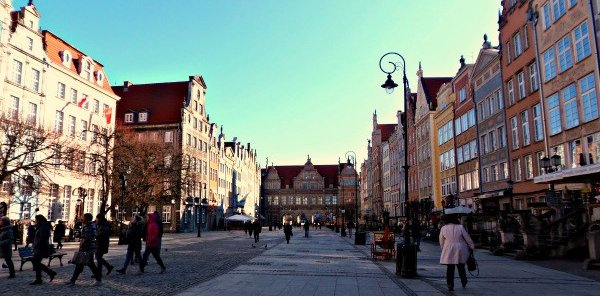 Heritage-History Tour in Gdansk