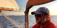 Sailing in Hinesburg with Mike Crowley