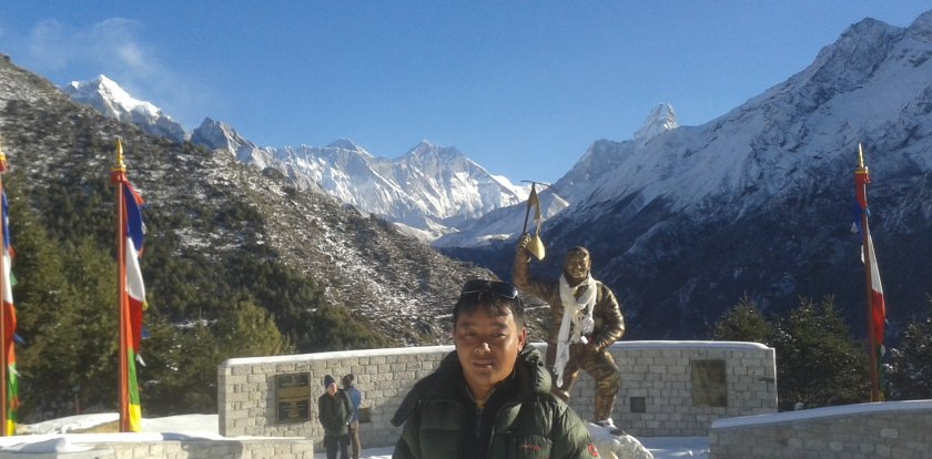 Hiking Trekking in Eastern Region with Chhiring Sherpa
