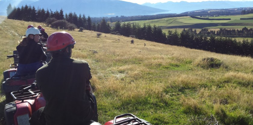 ATV Tour in Te Anau