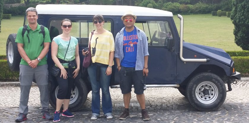 4WD Tour in Sintra