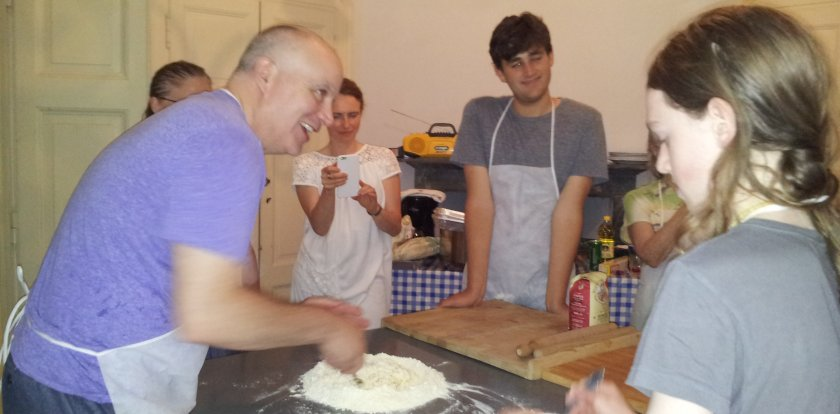 Cooking Tour in Stresa