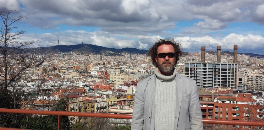Walking Tour in Barcelona with Michael Kanstinger