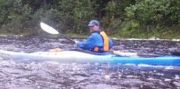 Kayaking in Maine with Leo Freeman
