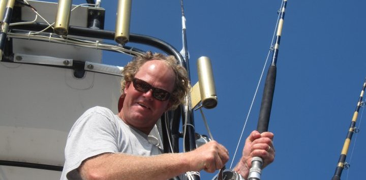 Fishing in Nantucket with Marc Genthner