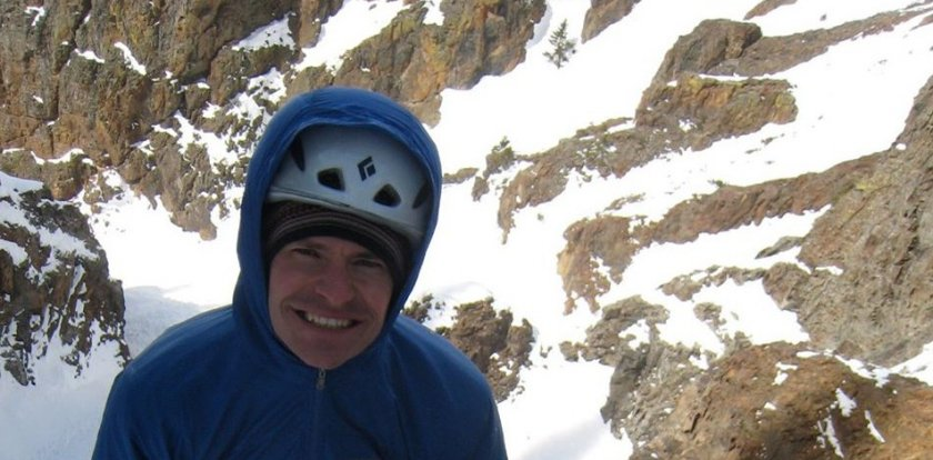 Climbing in Ouray with Mr. Matt Wade