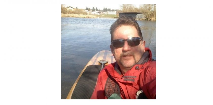 Kayaking in Bothell with Steve Holmes