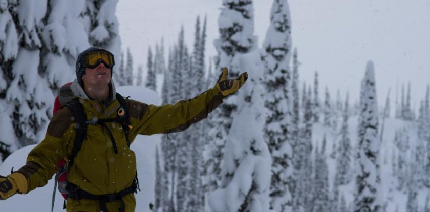 Backcountry Skiing in British Columbia with Aaron Cooperman