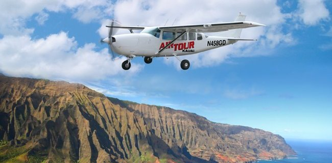 Air Tour in Lihue