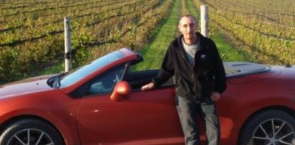 Wine Tour in Ontario with Woodrow Cassell