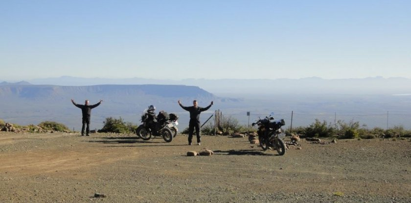 Off Road Motorbiking in Cape Town