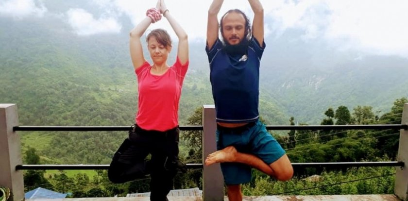 Yoga Retreat in Kathmandu with Sudeep Thapa