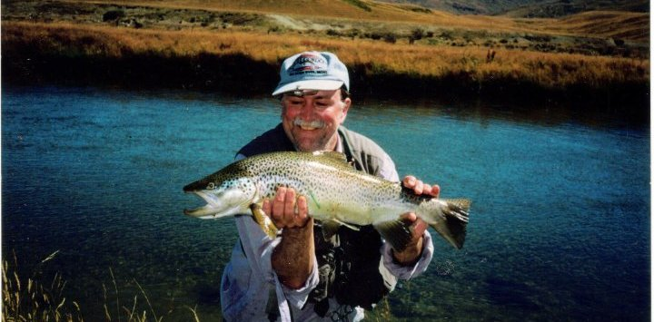 Fishing in Queenstown with Harvey Maguire
