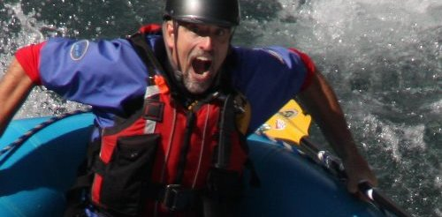 Rafting in White Salmon with Mark Zoller