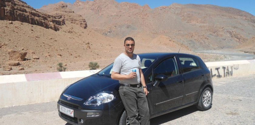 Desert Tour in Fes with Abdelali El Faddoul