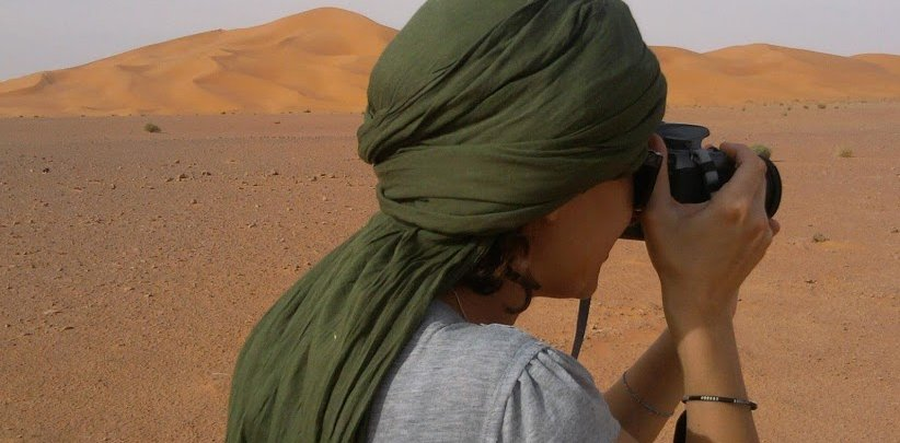 Desert Tour in Marrakech with Said Anaam