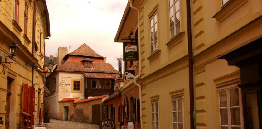 Art Tour in Prague