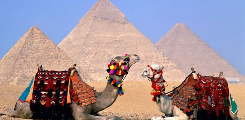 Sightseeing in Cairo