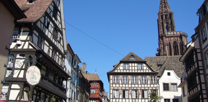 Walking Tour in Strasbourg