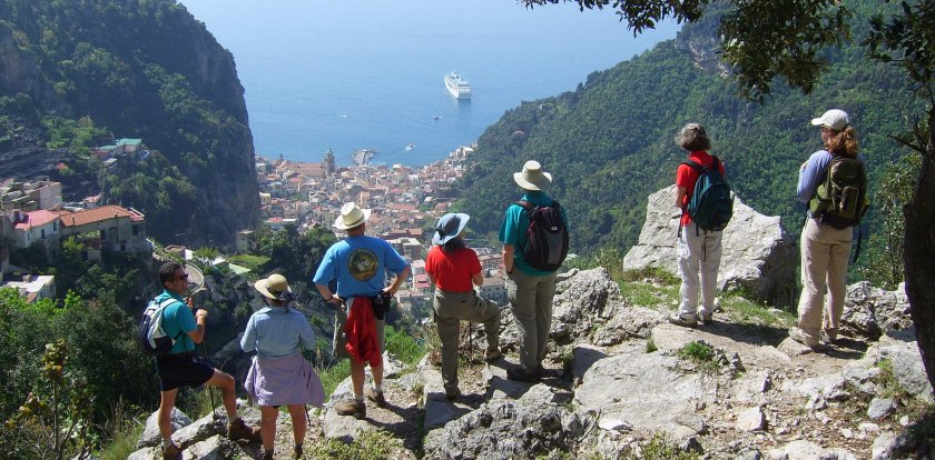Walking Tour in Amalfi Coast